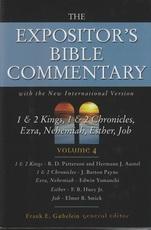 1 & 2 Kings thru Job - The Expositior's Bible Commentary - Volume 4