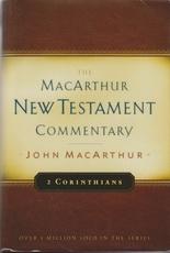 2 Corinthians - The MacArthur New Testament Commentary