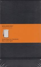 Moleskine Ruled Reporter Notebook