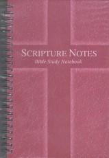 Scripture Notes (rose)