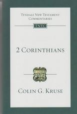 2 Corinthians - Tyndale New Testament Commentaries