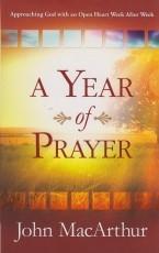 A Year of Prayer