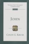John - Tyndale New Testament Commentaries