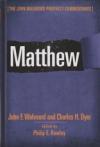 Matthew - The John Walvoord Prophecy Commentaries