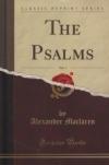 The Psalms, volume 1