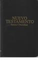 Nuevo Testamento, Salmos Y Proverbios